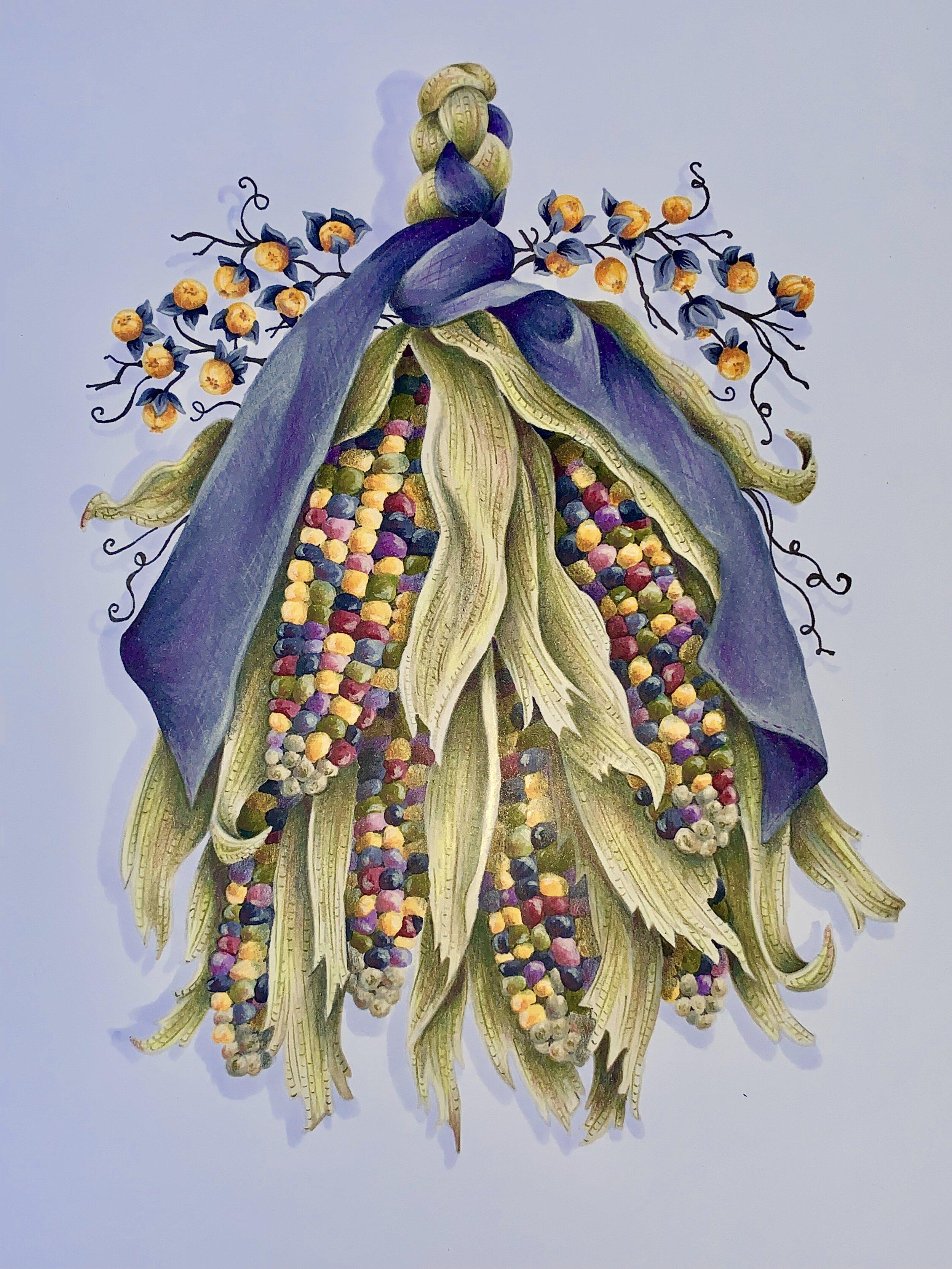 Maize For Days Carde Diem