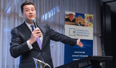 Public Speakers | Master Of Ceremonies emcee - Sydney