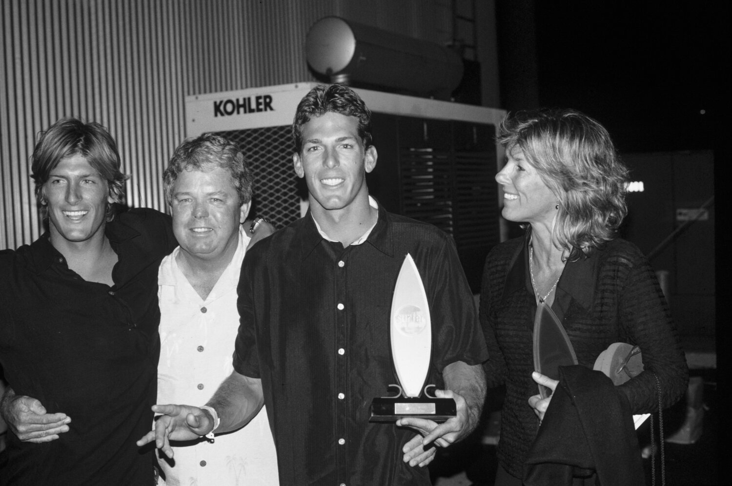 ABOUT — ANDY IRONS FOUNDATION