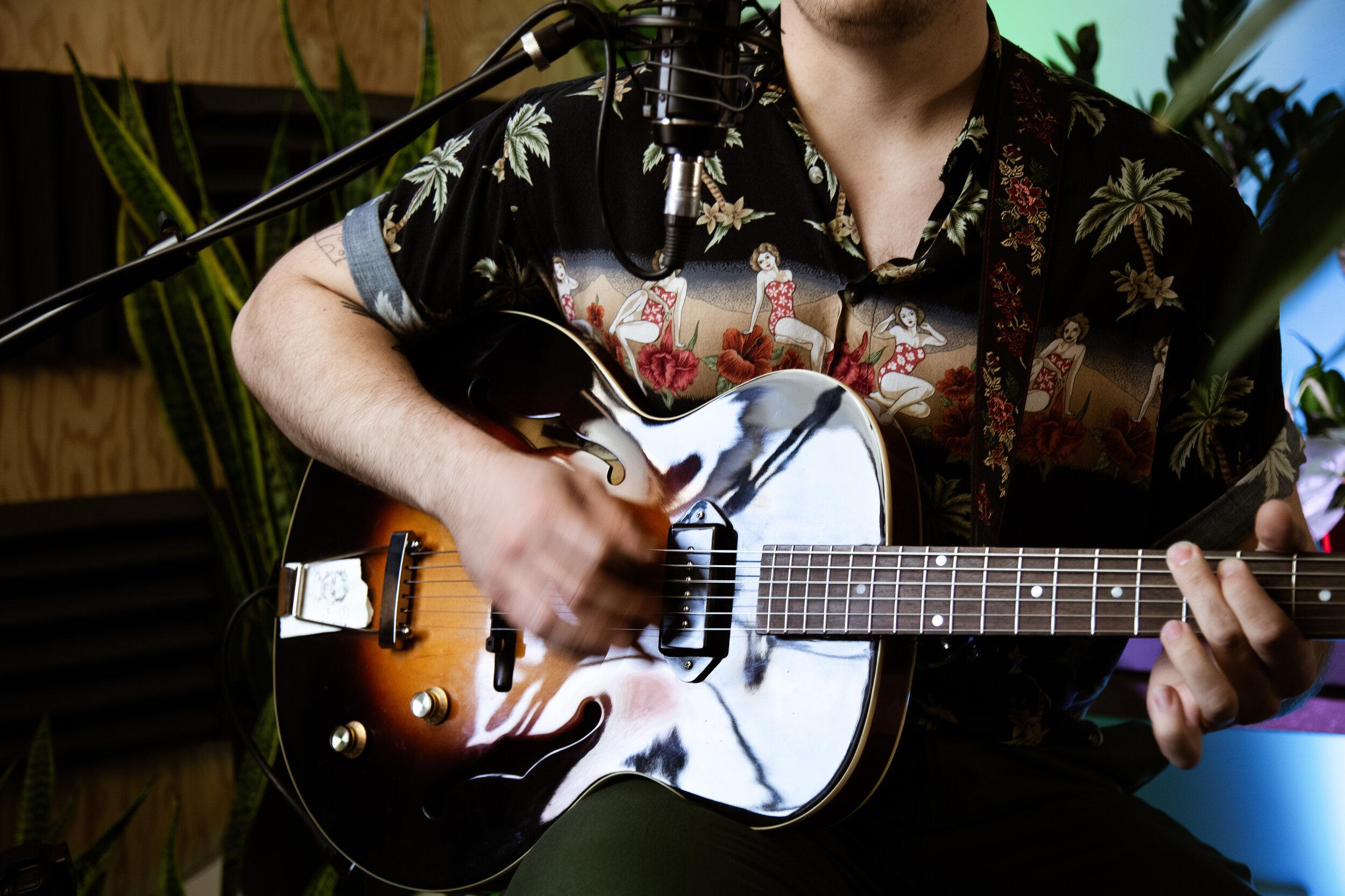 Jam Unplugged ~ Indigo Kidd — FERGUSONS DOWNTOWN
