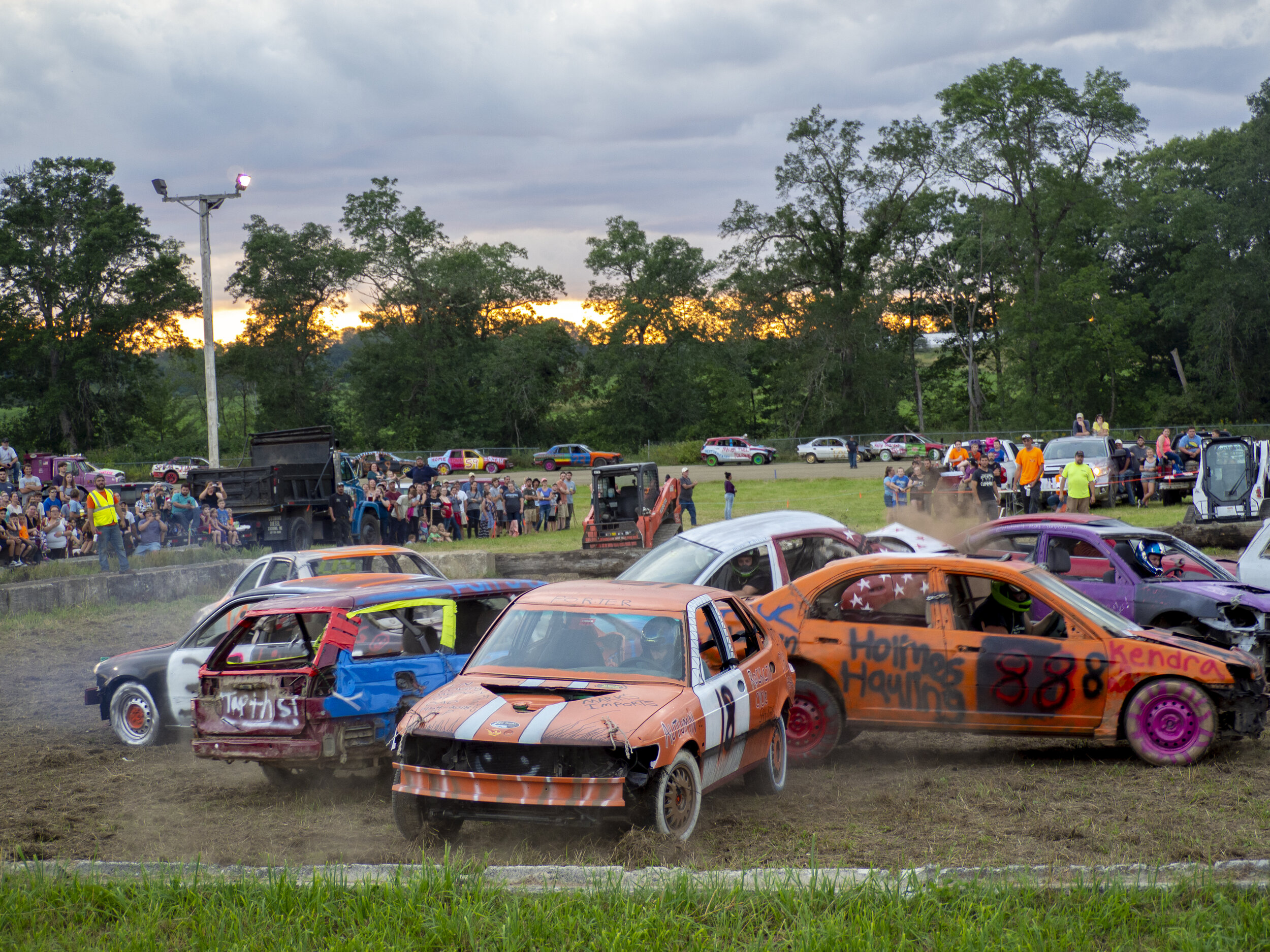Demo Derby Union Fair