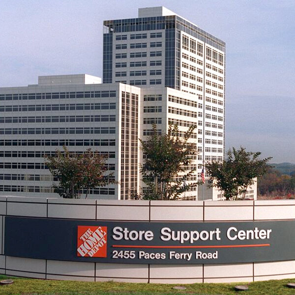 Home Depot Headquarters Case Study