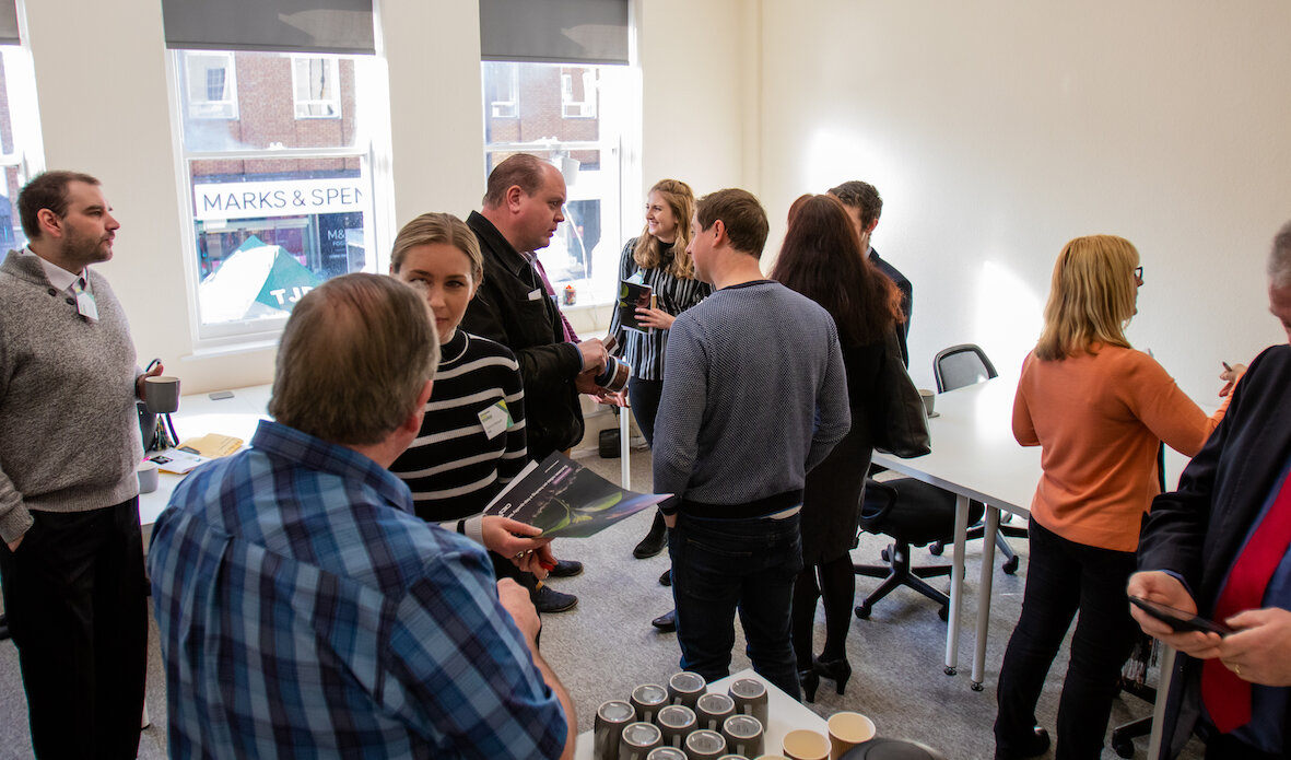 Coworking Space in Hereford_WorkHere