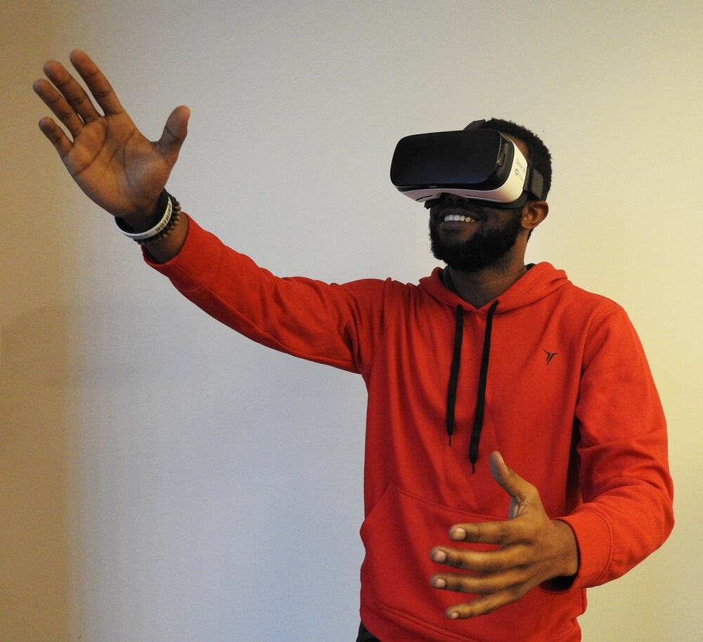 Virtual Reality Live Streams