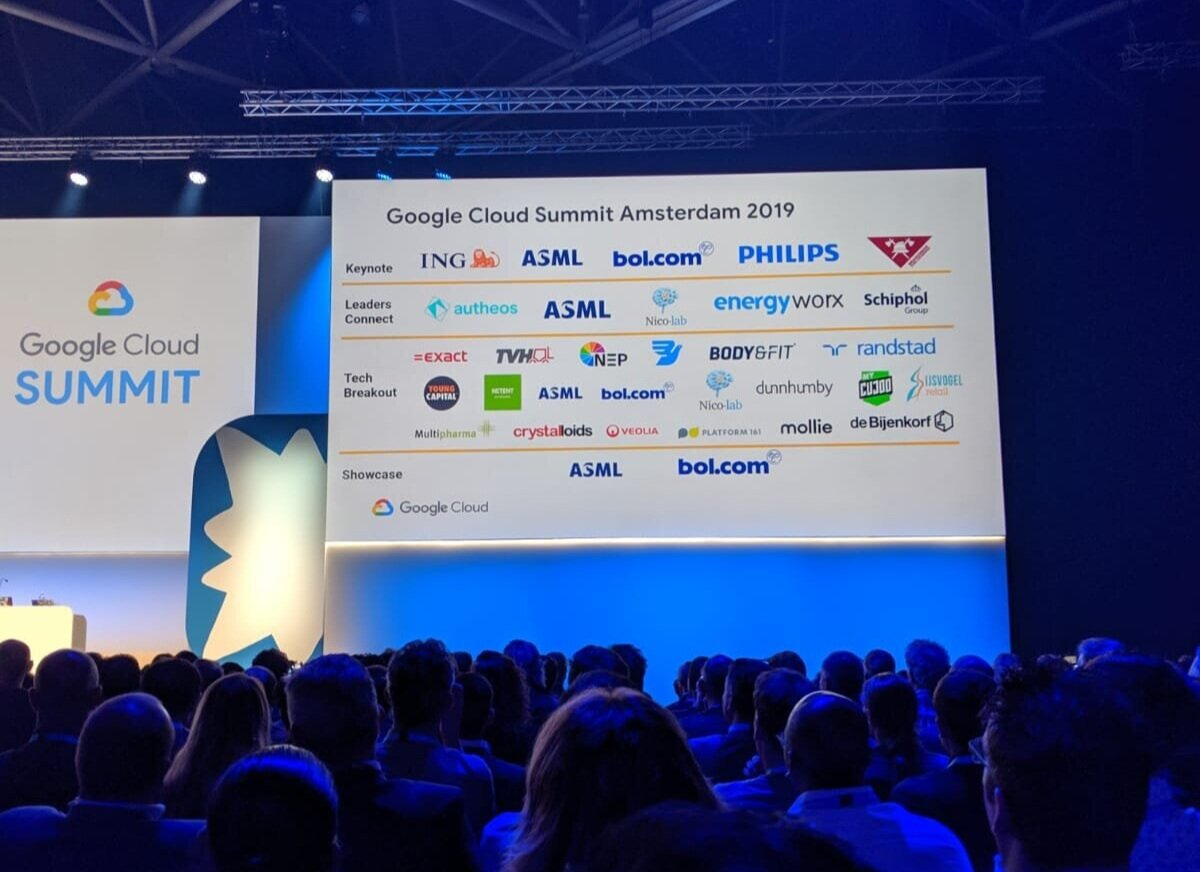 Autheos as featured company at Google Cloud Summit 2019