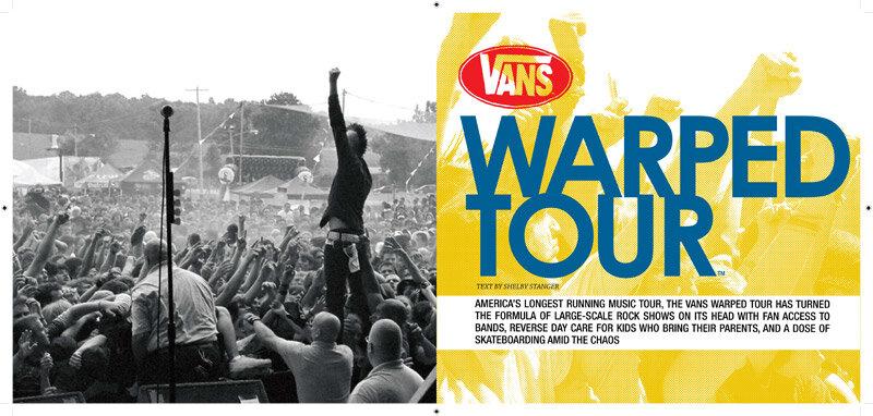 Vans Book: Stories of Sole Vans Warped Tour Chapter