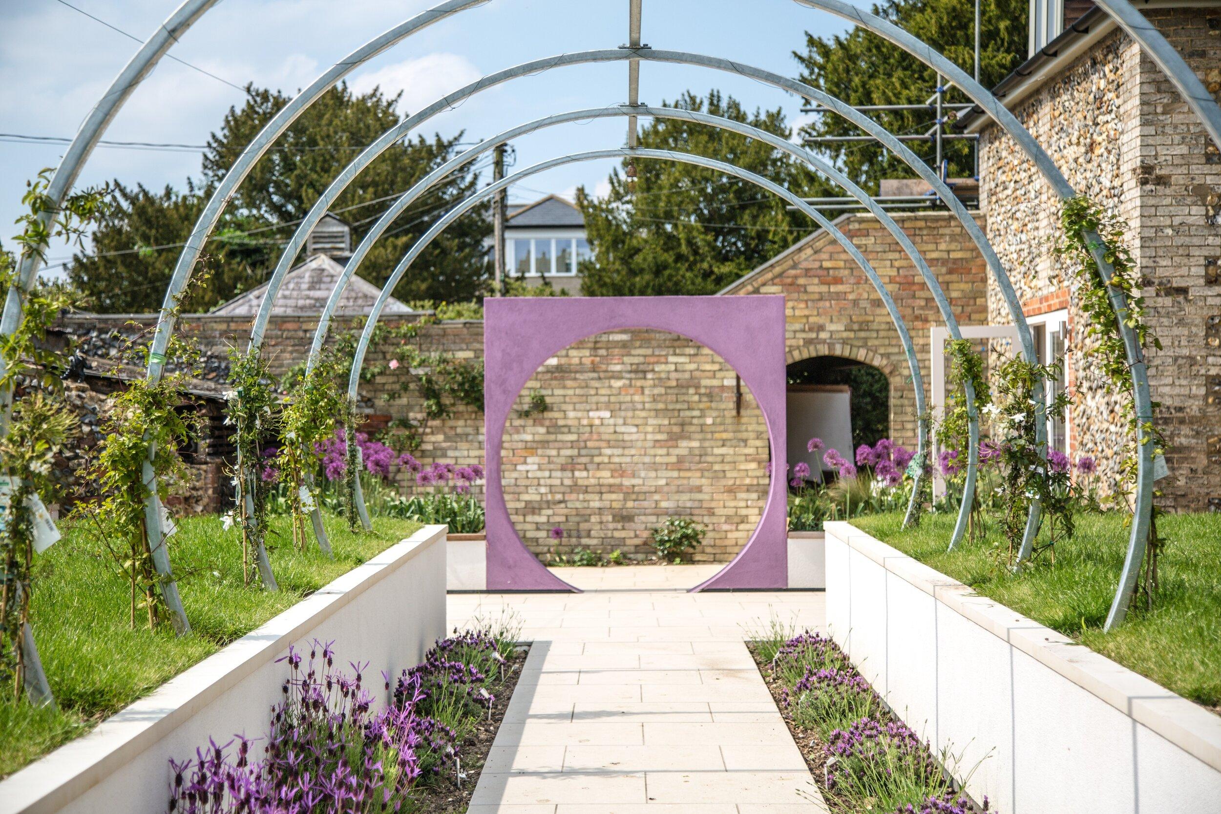 Contemporary Garden Design Mike Long Garden Design