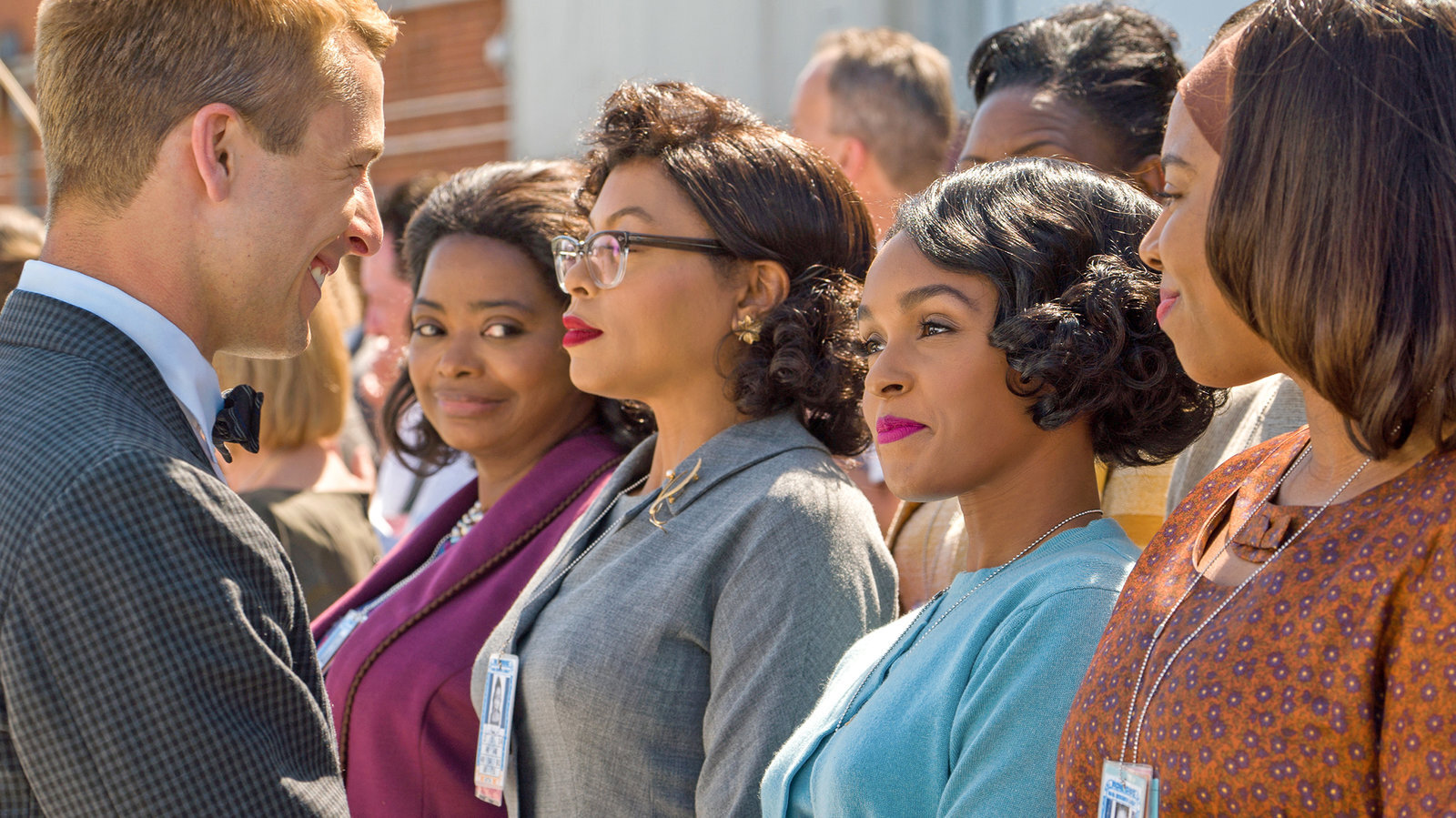 """Based on the true story of three brilliant African-American women at NASA -- Katherine Johnson (Taraji P. Henson), Dorothy Vaughan (Octavia Spencer) and Mary Jackson (Janelle Monáe)- this film effectively conveys the systemic racism and sexism prevalent in 1960s American society, in which racial segregation and workplace sexism were widely accepted facts of life. These women played instrumental roles in the successful launch of astronaut John Glenn into space, yet until recently few of these women were acknowledged in academic publications. Whilst these women rallied against such injustices, this film is a vital reminder of the poisonous normalcy of white supremacy and the prejudice of racism that remains a contested issue to this day. On November 8th 2019 it wassigned into lawthe """"Hidden Figures Congressional Gold Medal Act,"""" which provides for the award to mathematician Katherine Johnson and engineer Christine Darden, as well as the posthumous award to engineer Mary Jackson and computer programmer Dorothy Vaughan."""