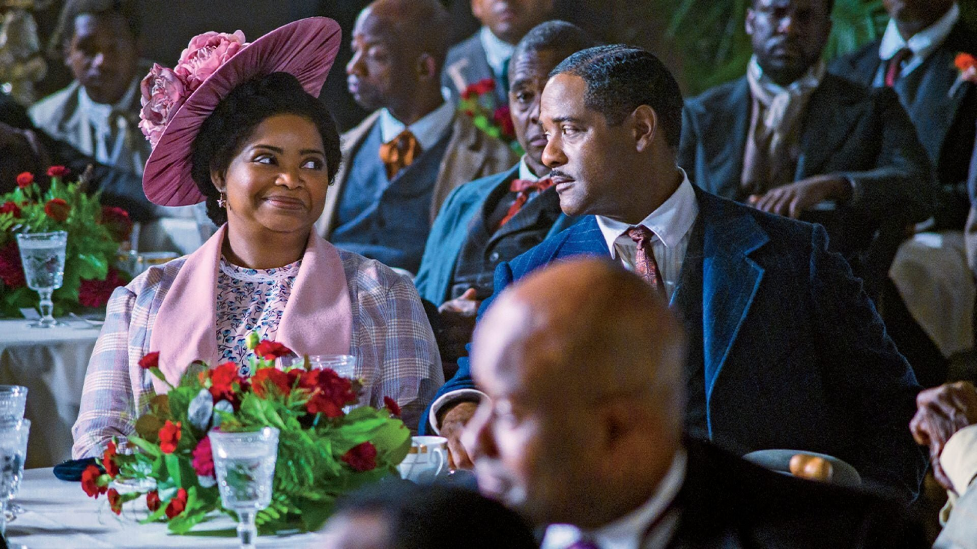 Self-Made isn't a film but a 4-part mini series however we had to include it on our must watch list! It tells the incredible story of Madam C.J. Walker's astronomical success in business in early 20th Century America against all the odds. She was the first in her family to be 'free-born' ,and overcame racism and sexism to become the first female self-made millionaire in America, even owning a house neighbouring Rockefeller in New York! C.J.Walker was an astute business woman, tapping into a previously ignored market- that of the black woman- which earned her such acclaim. She was also an advocate of black rights and female rights, as she invested in education, employing and training a staggering 20,000 female sales agents to sell her hair product who each gained independence through this role. While the show, directed by Kasi Lemmons, traces this black owned business success, it also promotes black art, music and culture throughout- exposing the lives of the creatives of black downtown Harlem and integrating modern black music artists with those of the contemporary period to chart the progression of the black experience in popular culture.
