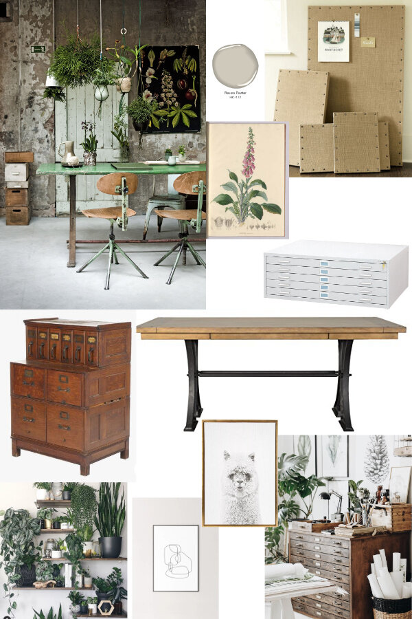How To Make A Mood Board For Interior Design 2 Easy Options Greenhouse Studio