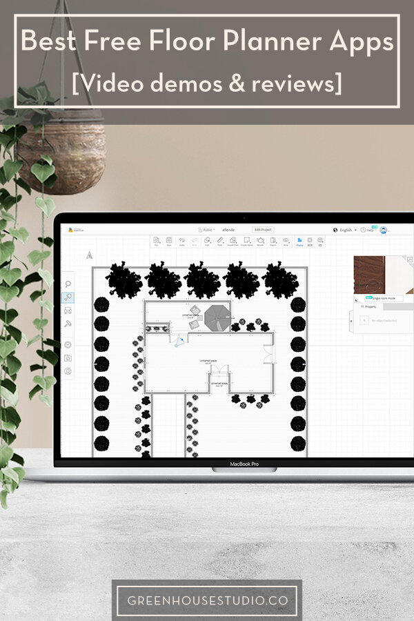 Reviews Of 4 Free Floor Plan Apps Greenhouse Studio