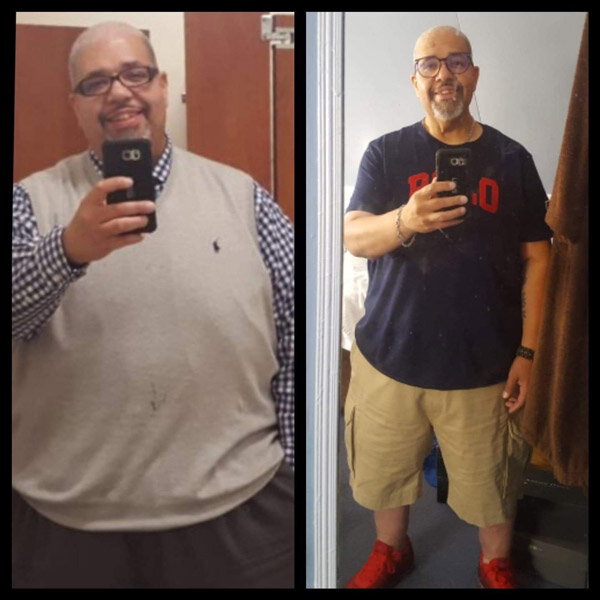1 Year Later… - It started with the Weight Loss 30 day challenge, then I did it again for 30 days, then again and again.. 1 Year later I lost over 100 lbs of my body weight and significantly lowered my blood pressure.I was considering weight loss surgery because of my weight gain. Instead I worked out for an average of 30 minutes a day and removed any added sugar from my diet. I still have more to go however I am so glad I got started.Thomas C from Shirley NY.