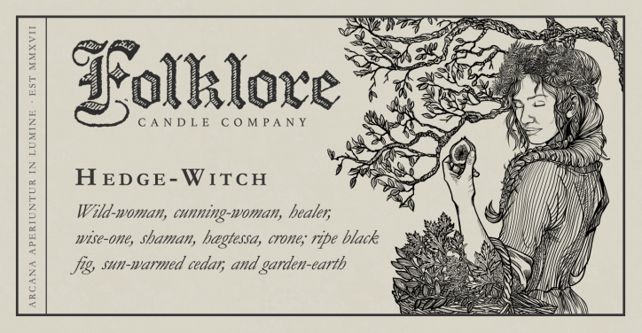 Hedge Witch By Folklore Candle Co Luminary Emporium Canada S Candle Store ☄the resourceful witch with spells and magic ☄ also questions are encouraged and welcomed here i update my blog every monday, wednesday and fridaythursday is for q&a (you. hedge witch by folklore candle co luminary emporium canada s candle store