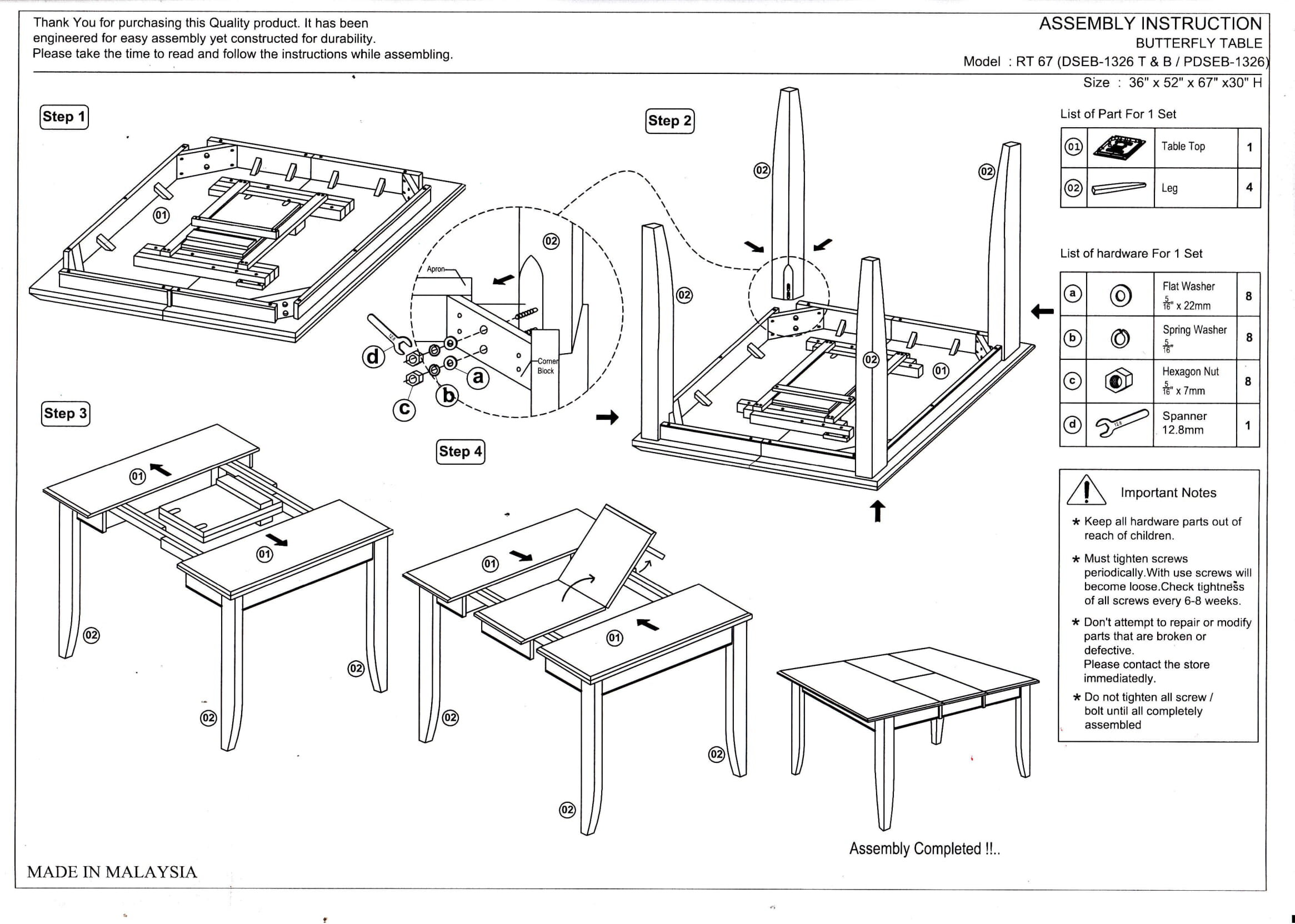 AI  RT67 ASSEMBLY INSTRUCTION-1.jpg