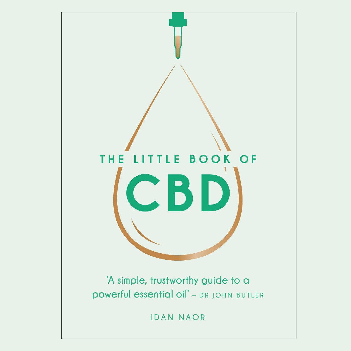 The Little Book of CBD by Idan Naor