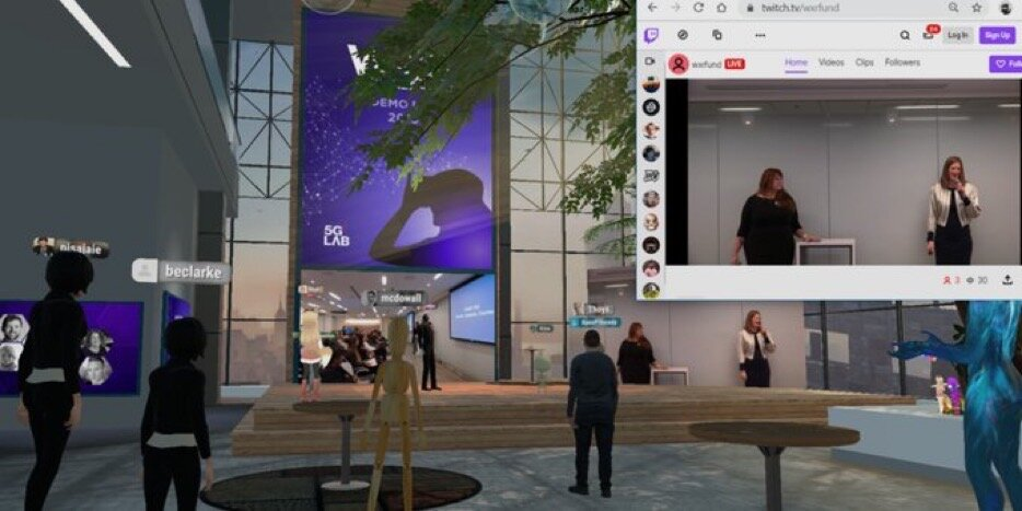 Eight Resources For Meeting Using Virtual Or Augmented