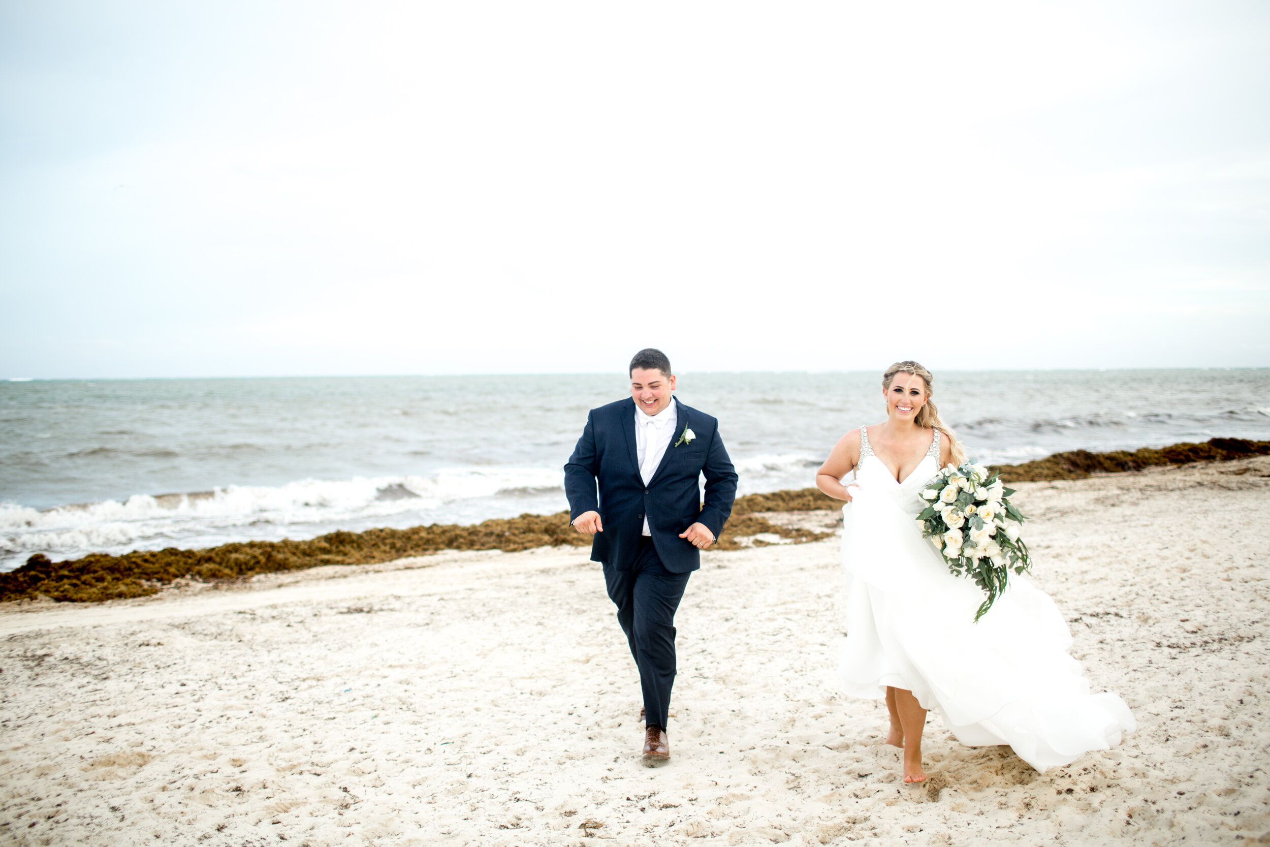 destination wedding in mexico couples photos
