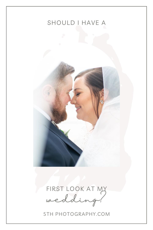 bride and groom kissing in veil cloud