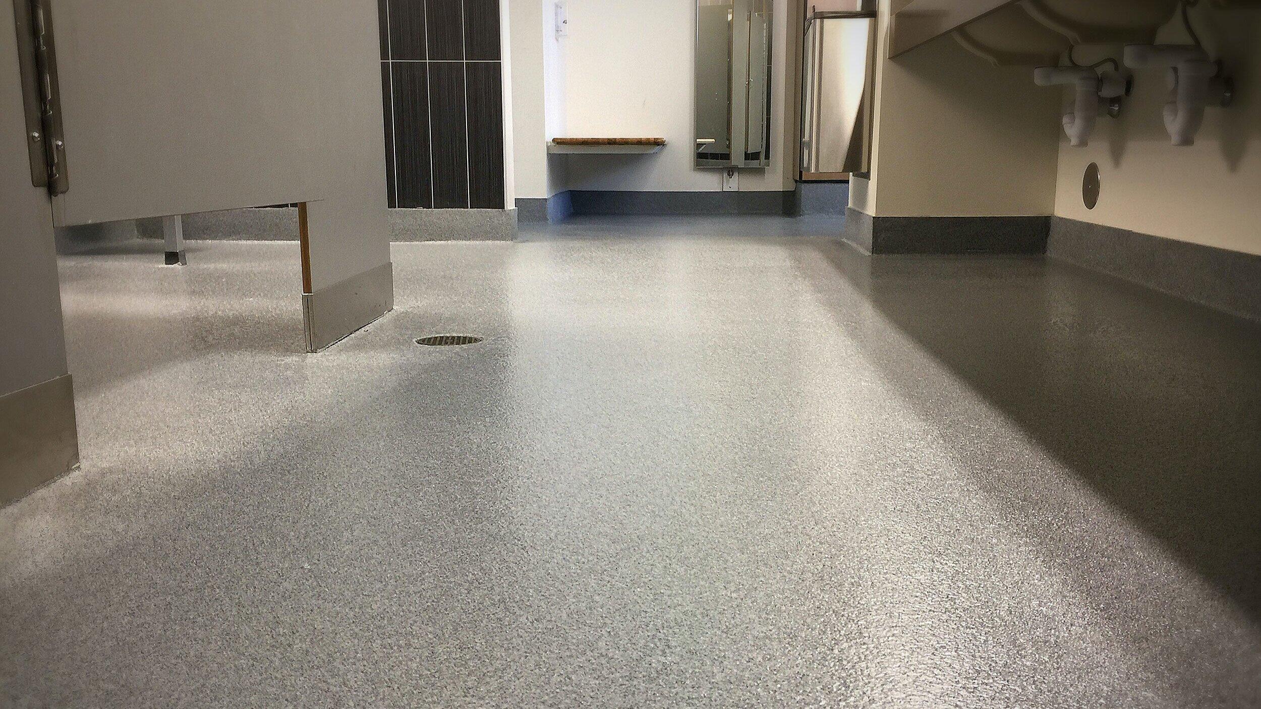 Cv Crete Resin Epoxy Flooring