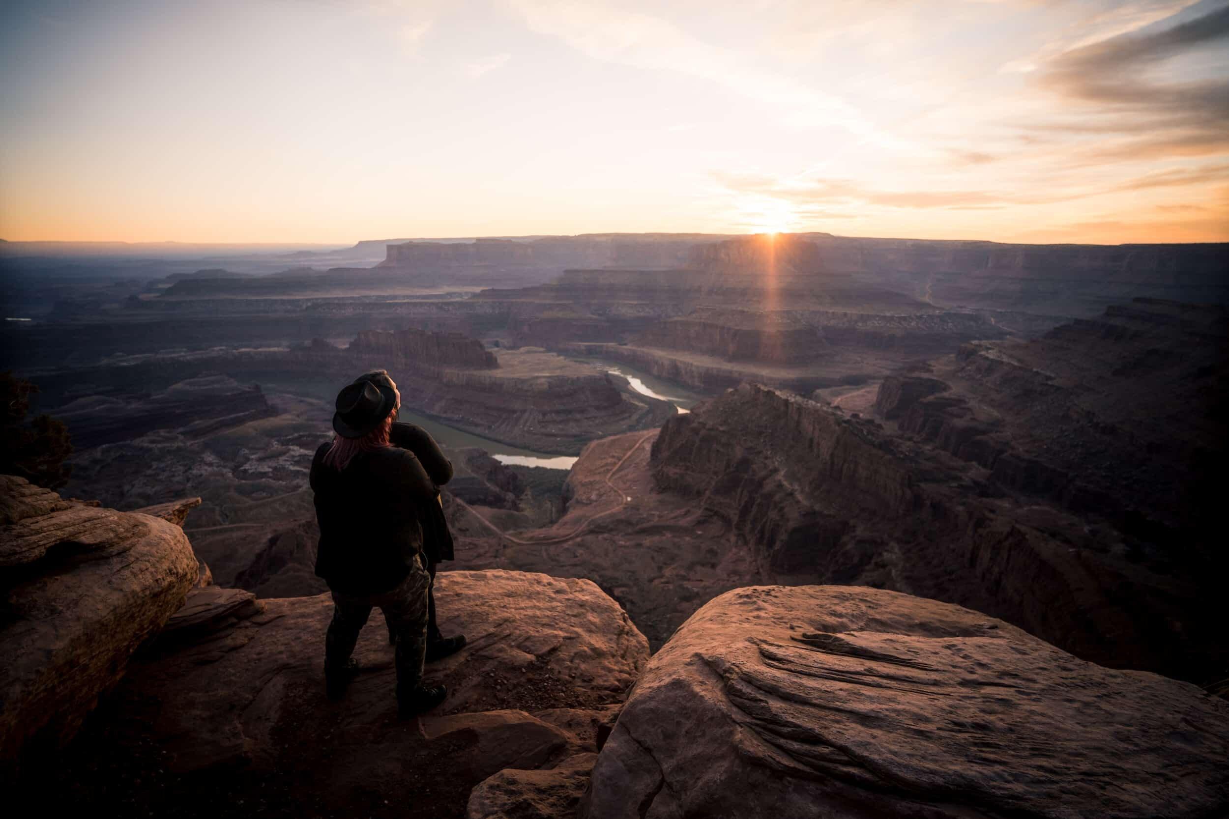 moab utah elopement photography. national park