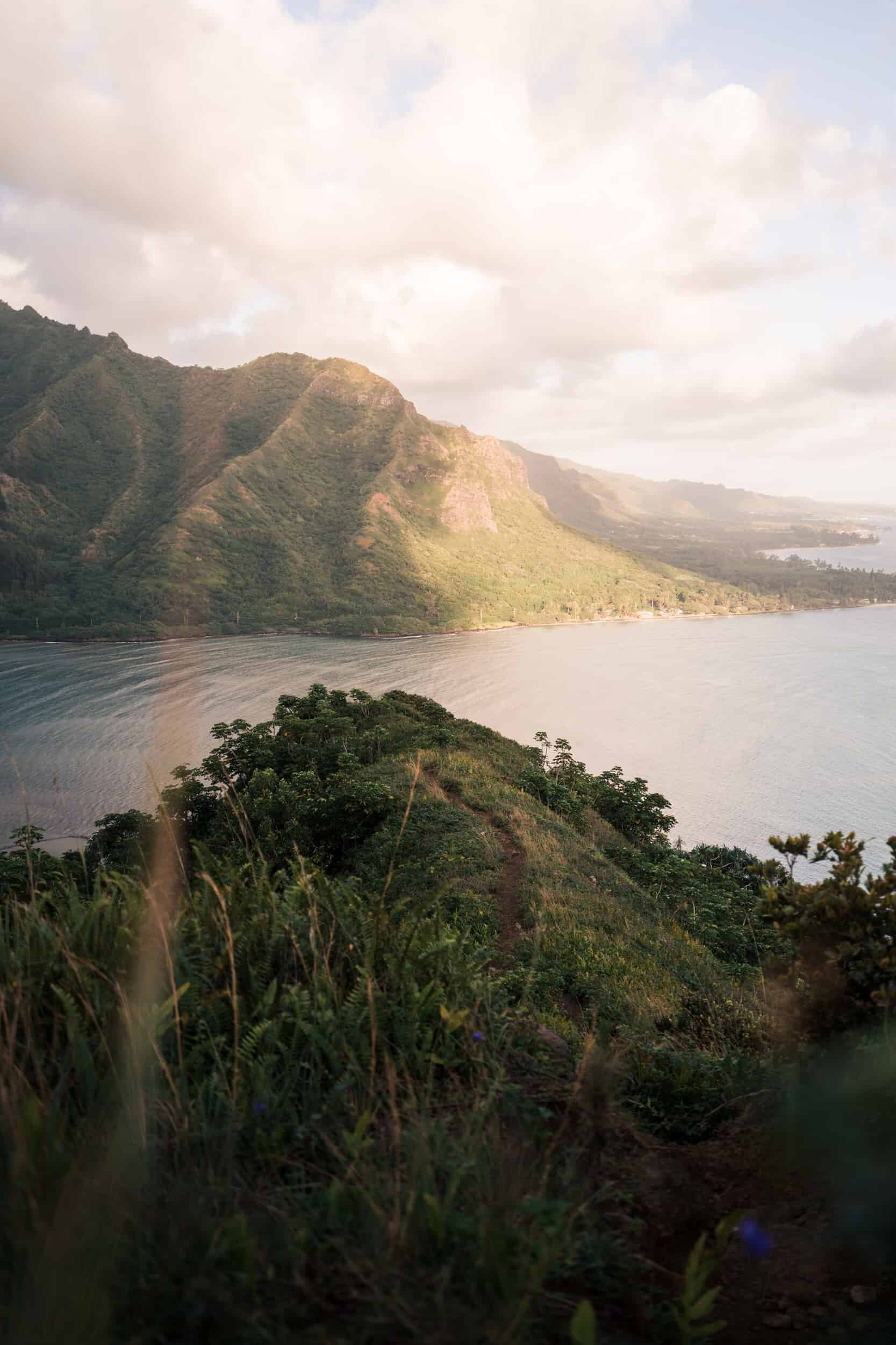 Crouching Lion, Oahu Elopement location 2
