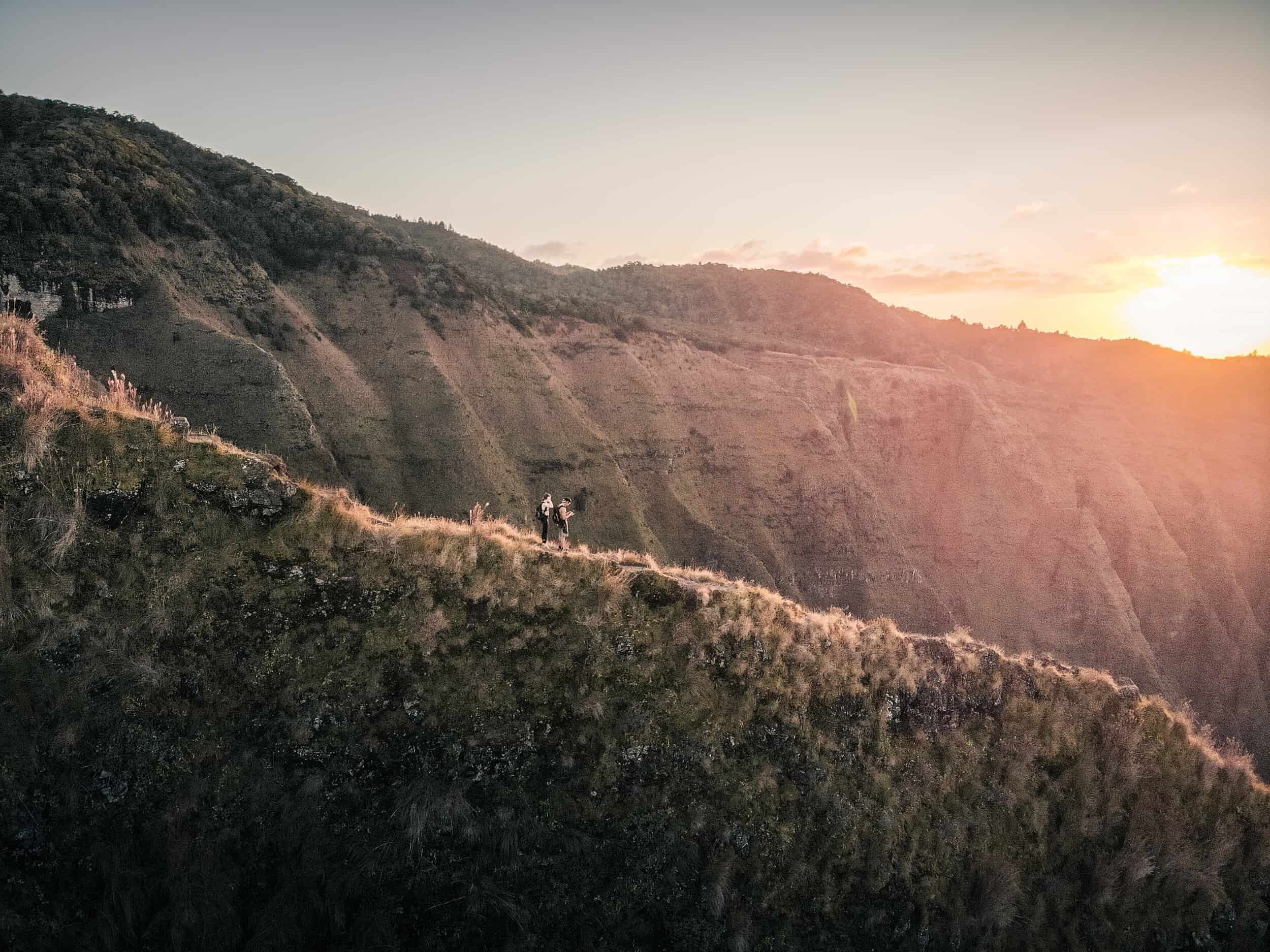 Awaawapuhi Trail, Kauai Elopement locations