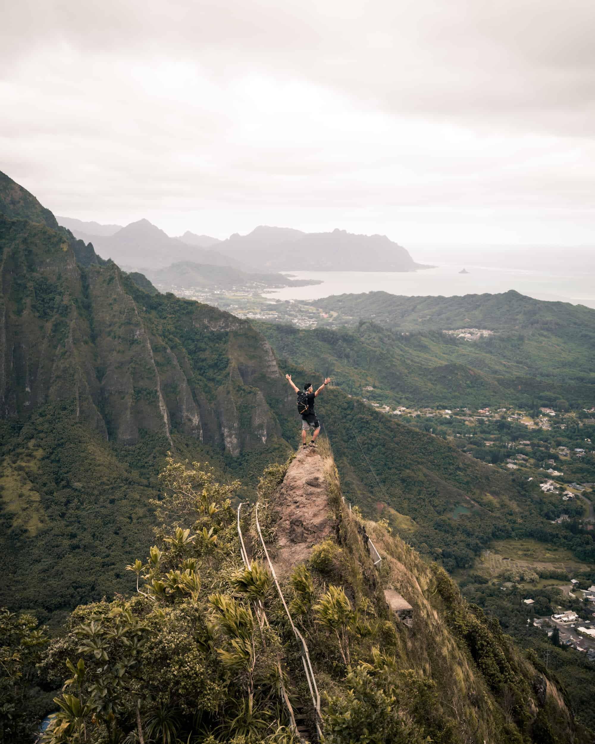 Stairway to Heaven, Oahu Elopement locations