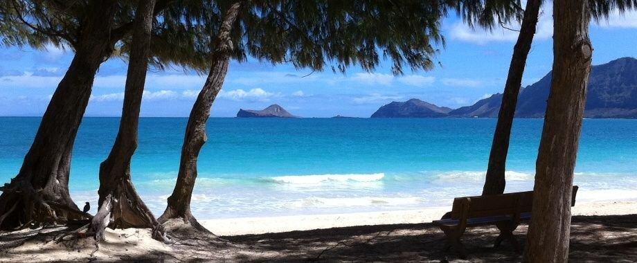 OAHU ELOPEMENT LOCATIONS beaches bellows beach