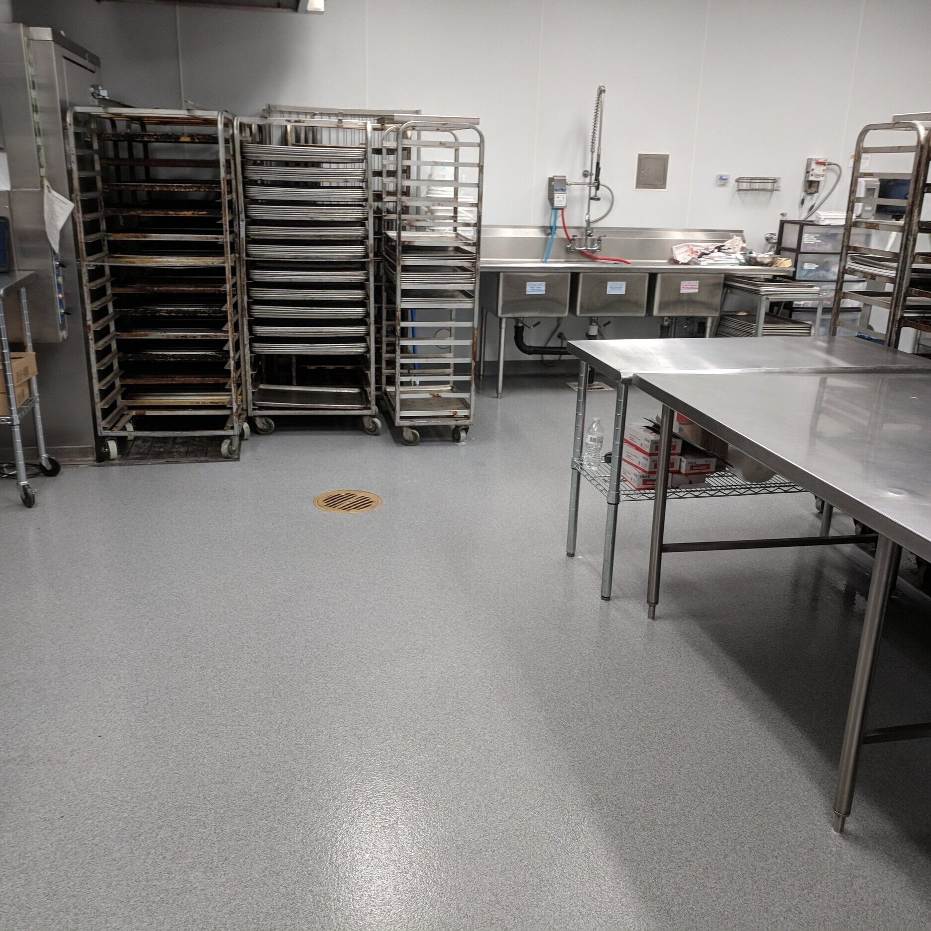 Services — Tough Coat Flooring, Inc.