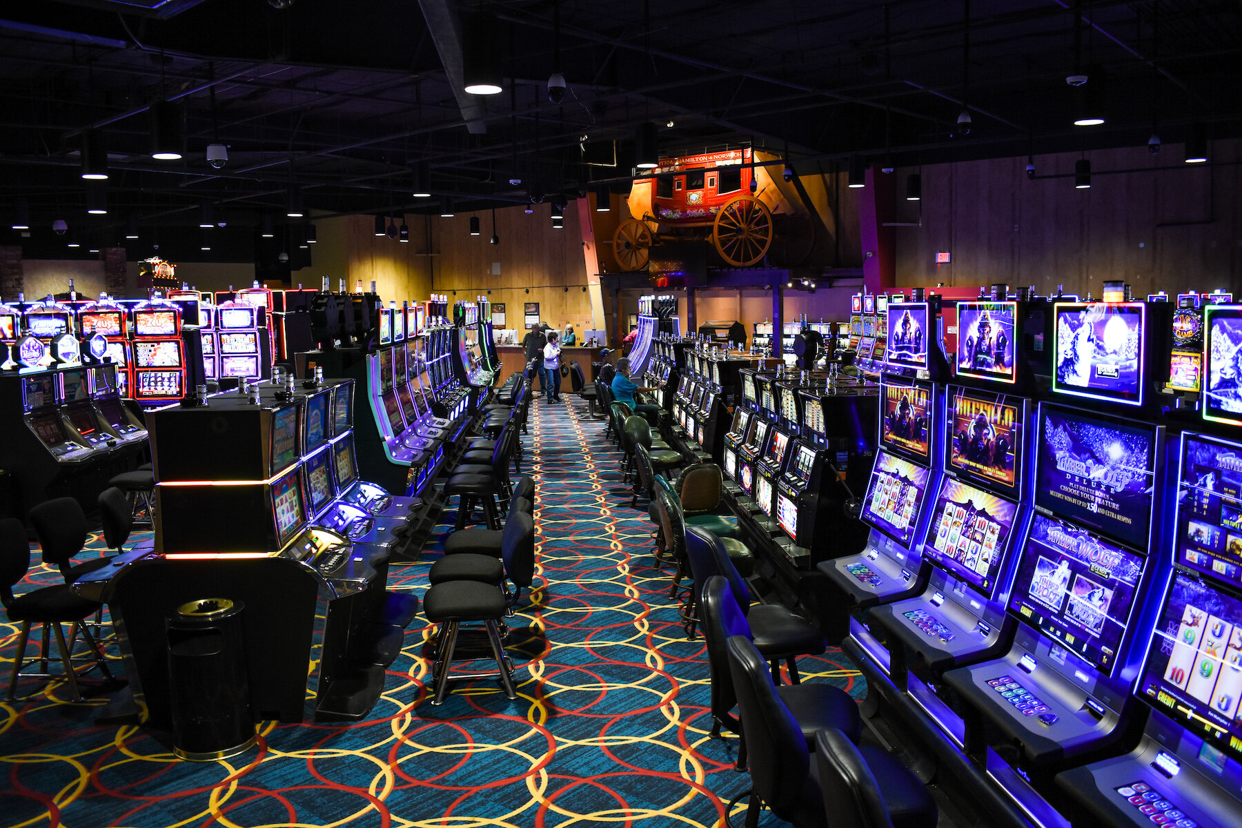 Billy The Kid Casino Is Back In Action! — Ruidoso Downs Race Track and  Casino