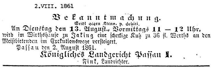 Geschichte Gasthof Knott