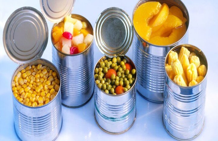 When buying canned goods, always look for a low sodium or no sugar added option.