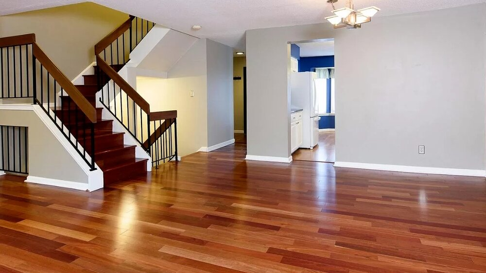 With Brazilian Cherry Wood Floors, Cherry Hardwood Flooring