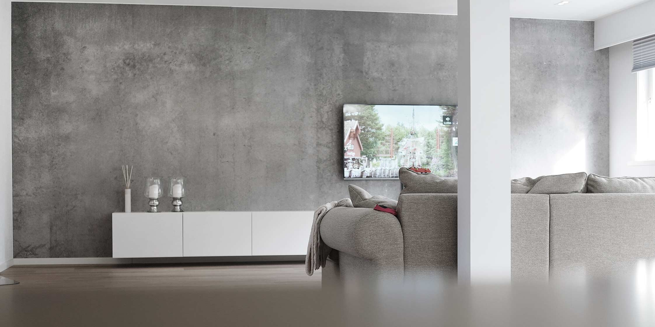 ConcreteWall | Wallcovering Company
