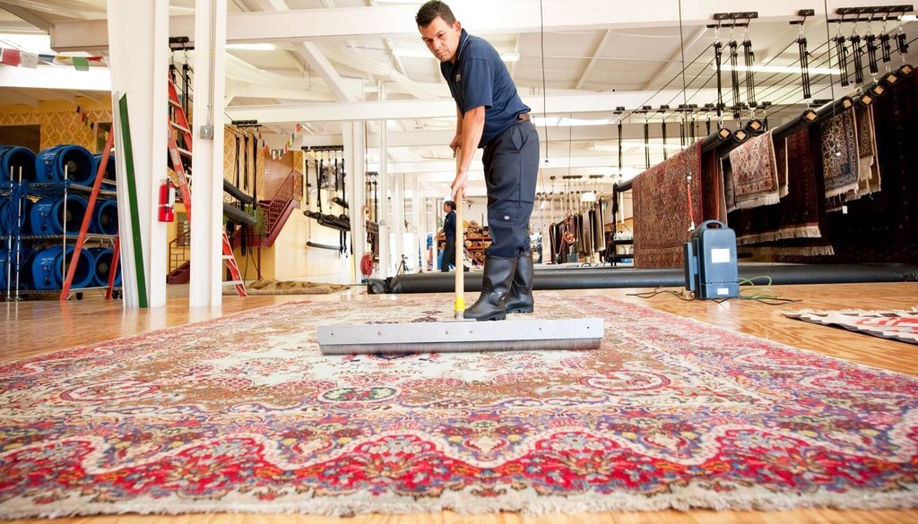 Oriental Rug Cleaning Gallery Company
