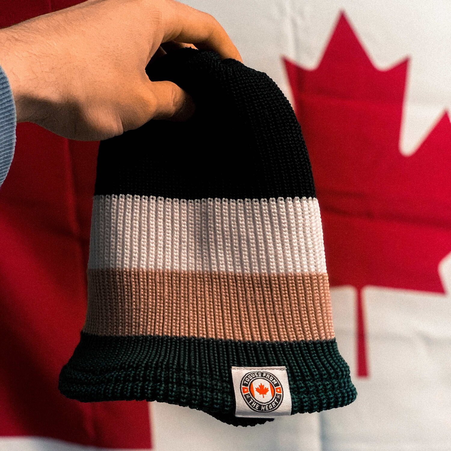 One of the first Toques From The Heart.