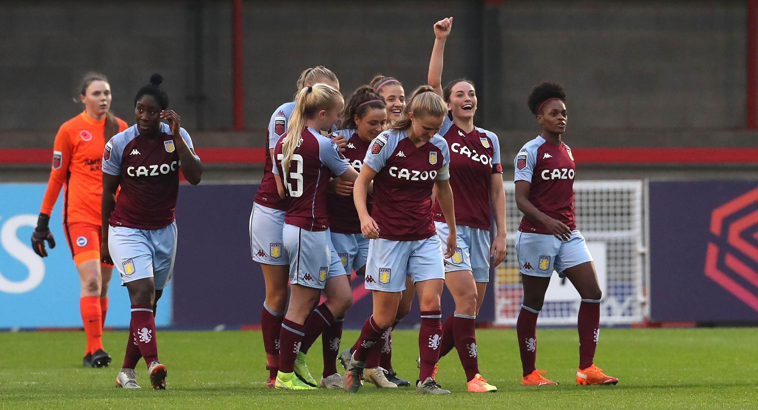 Aston Villa has kept itself out of relegation danger—so far