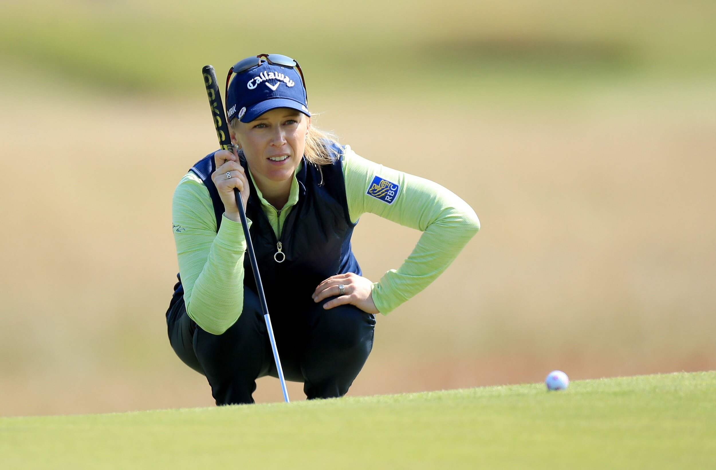 Golfer Morgan Pressel: When you're at the top level, every little bit makes a difference