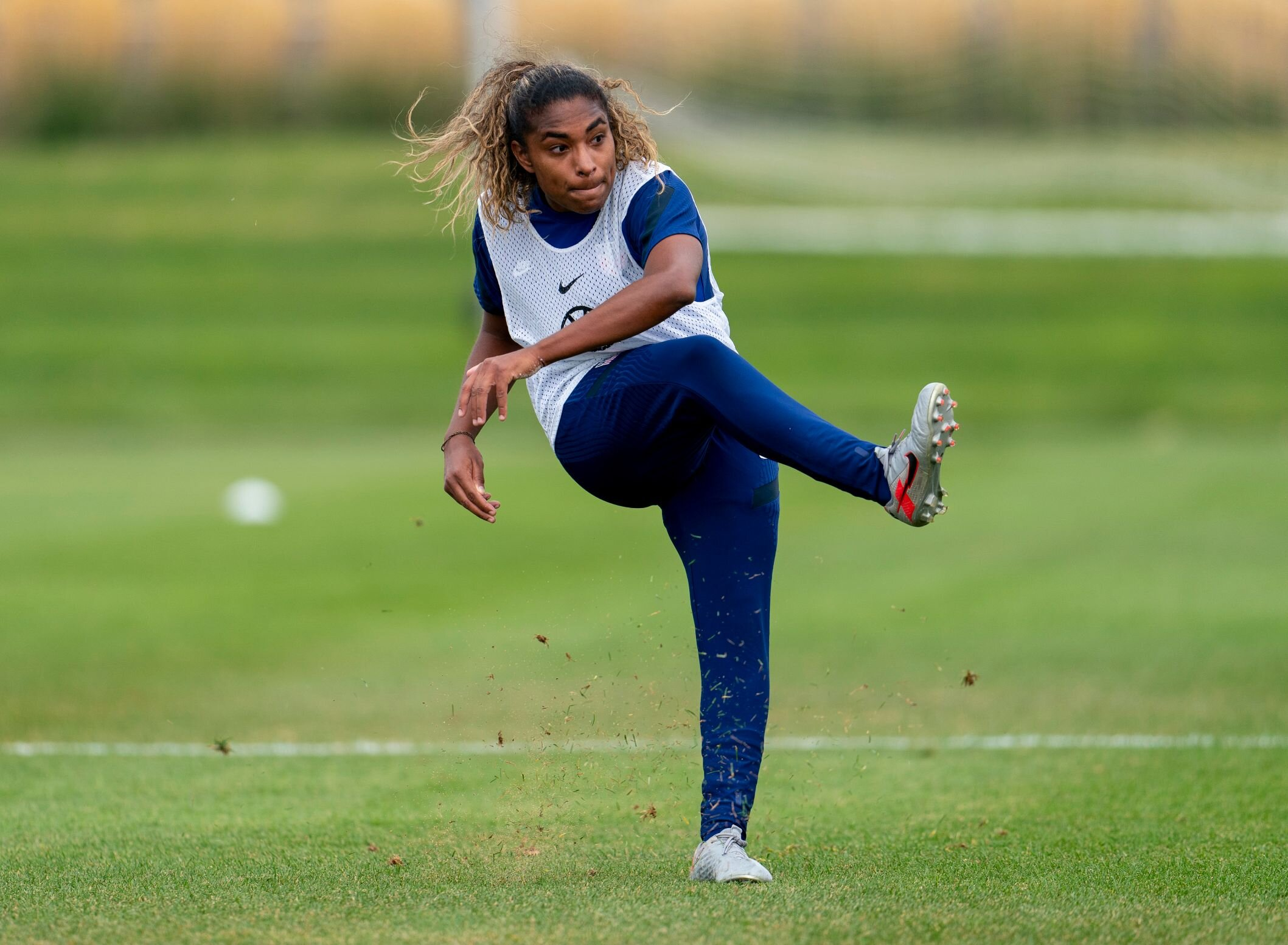 Stanford's Catarina Macario discusses her USWNT future