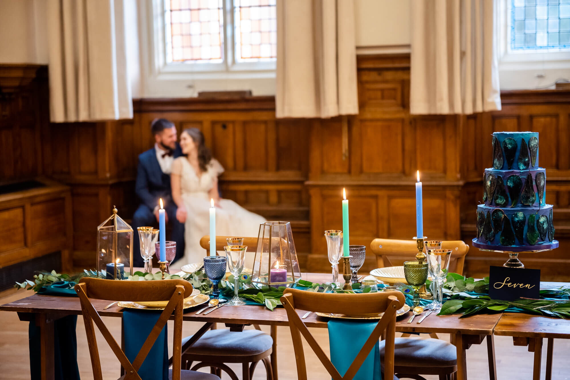 Romantic Wedding Photography in Winchester Guildhall Hampshire
