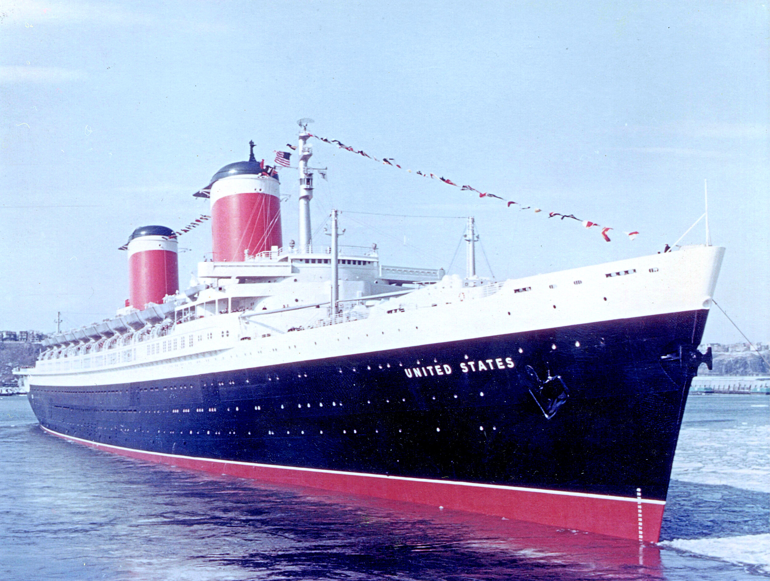 Ss United States Vs Rms Titanic Ss United States Conservancy,L Shape Indian Modular Kitchen Designs Photos