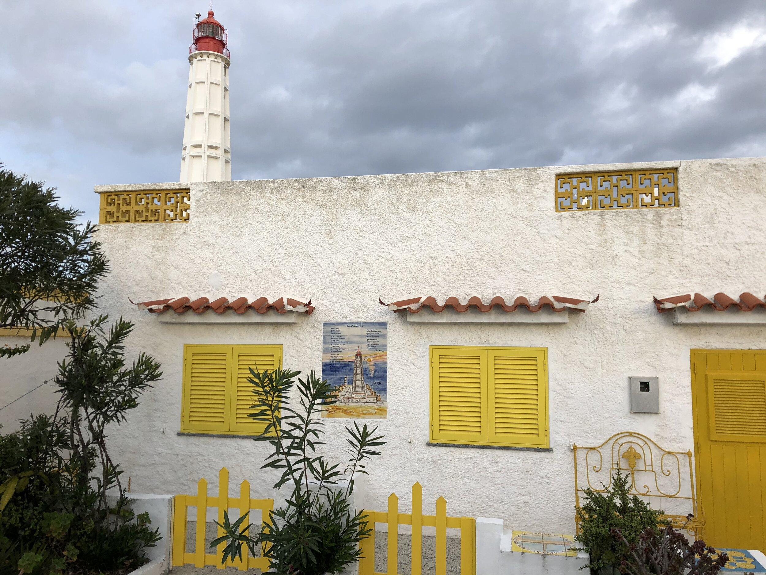 Islas Culatra y  Farol