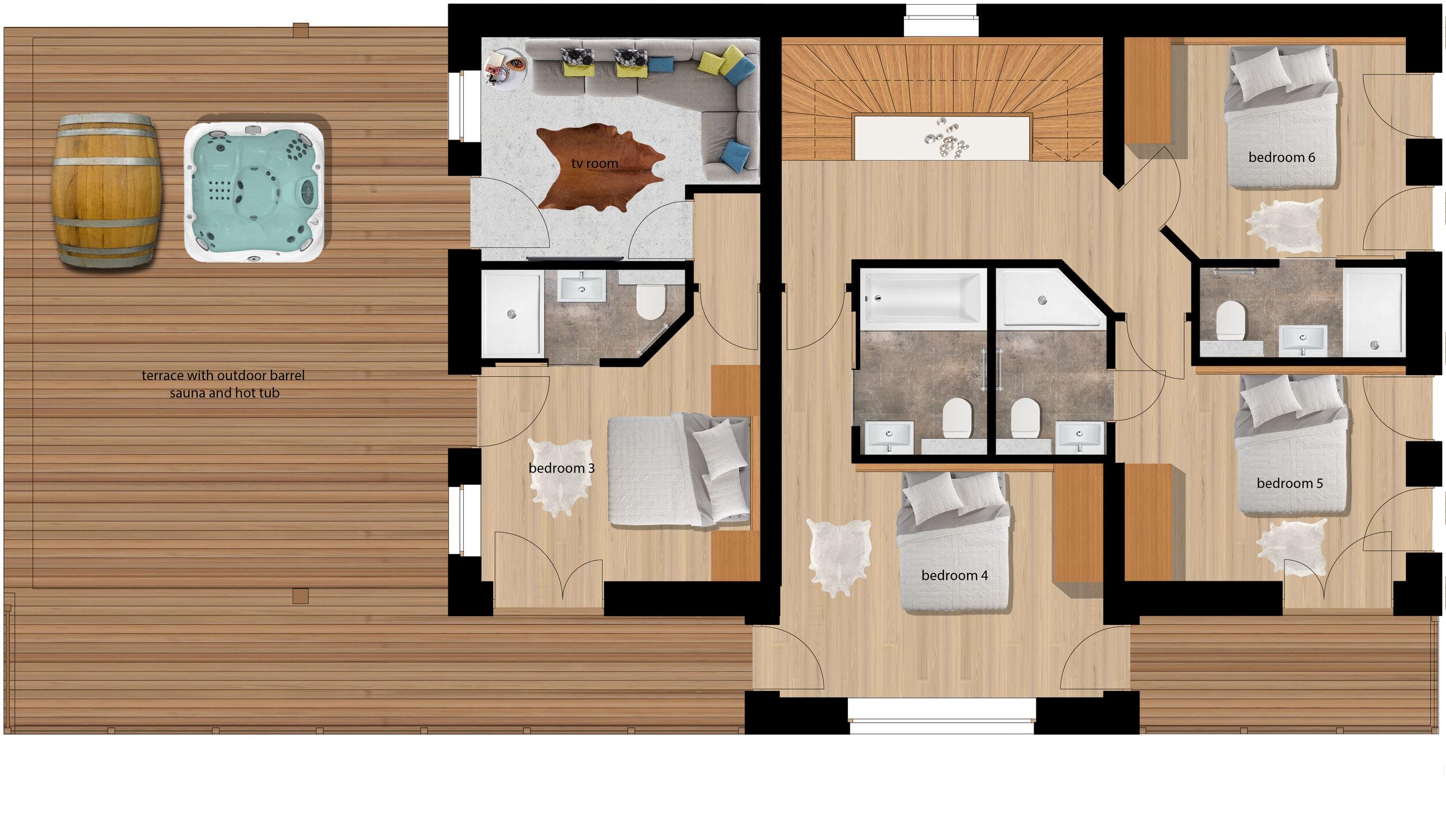 Marketing Floor Plans Arc74 Architectural Services