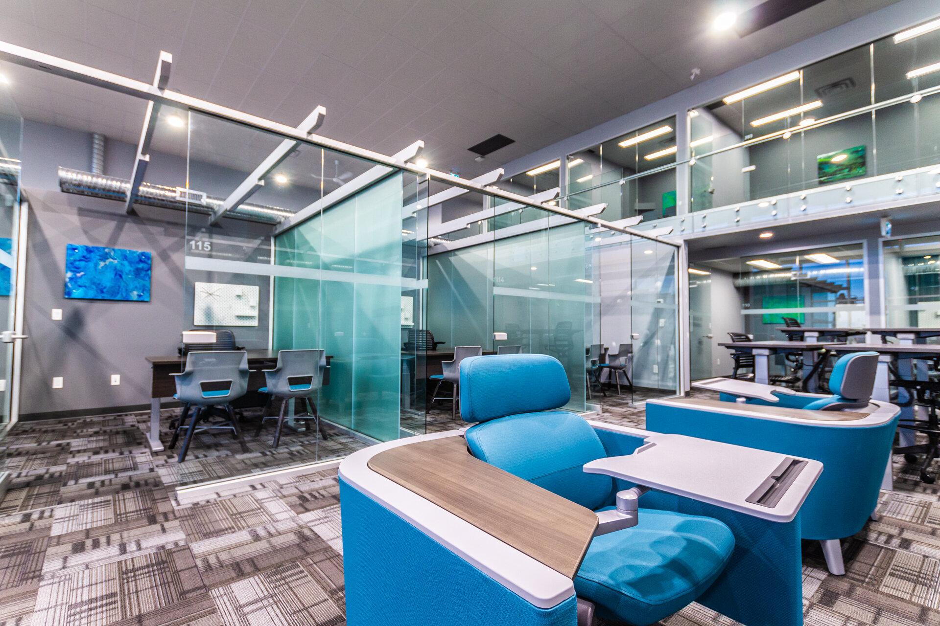 Elevate Co Work Office Space Saskatoon