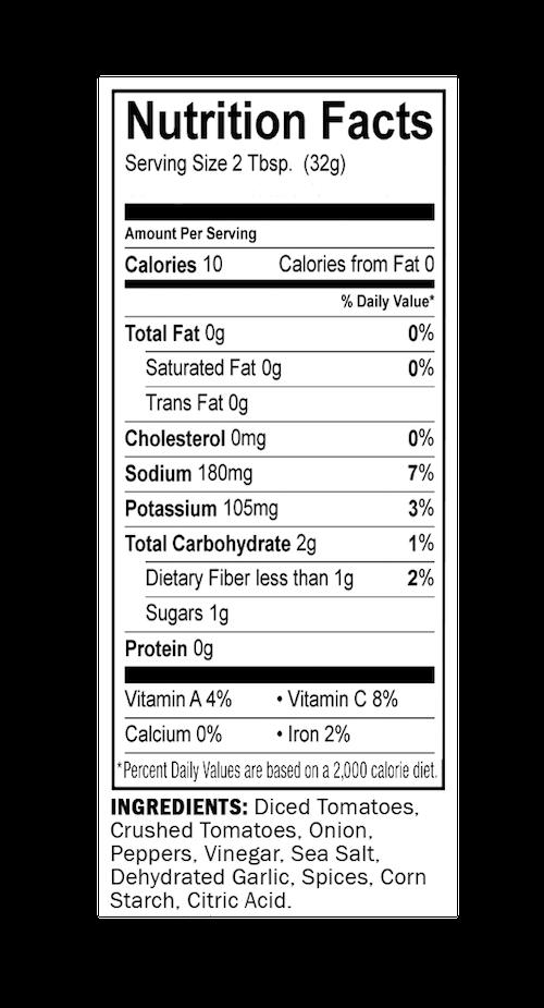 Nutritionals DF Salsa Mild.png