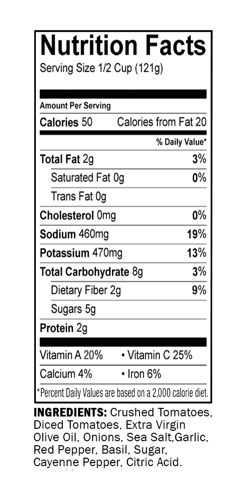 Nutritionals DF Arrabbiata Pasta.png