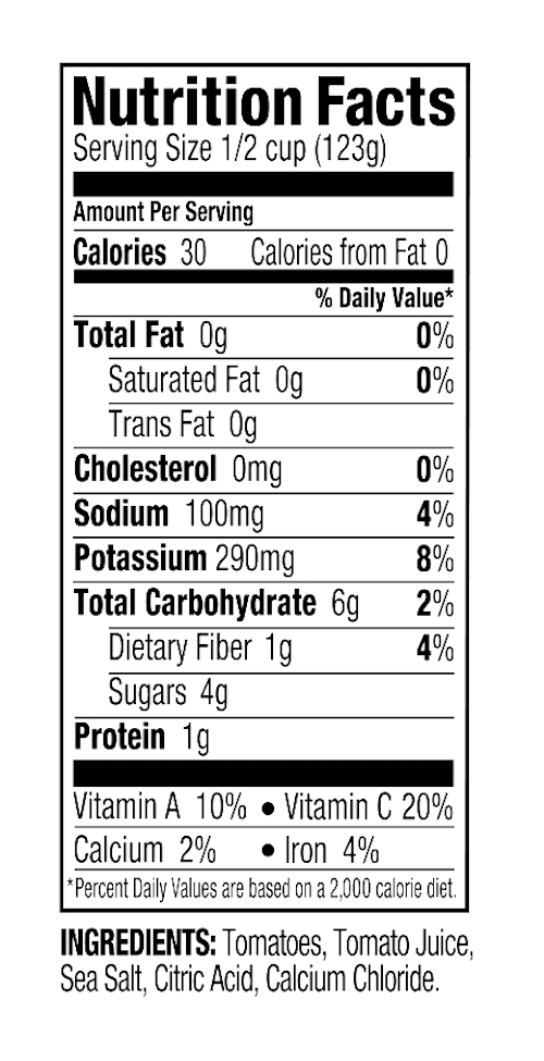 Nutritionals Low Sodium Diced.png