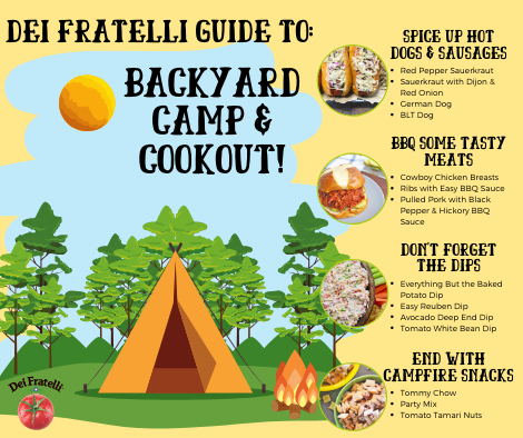 Camp & Cookout Guide