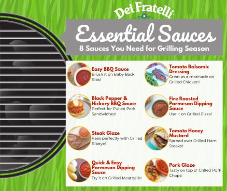 Essential Sauces 3.0