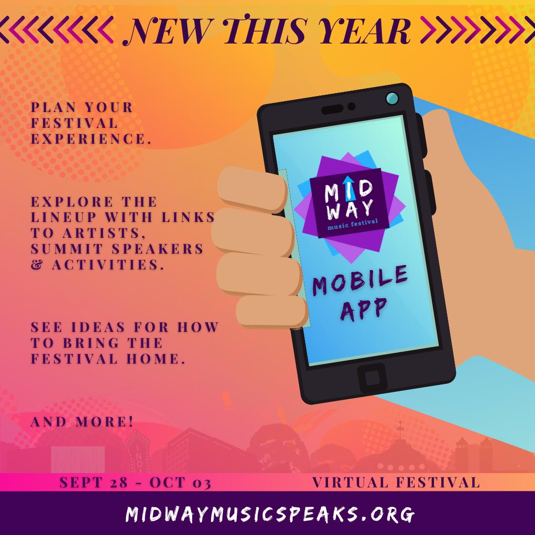 2020 Festival Midway Music Speaks